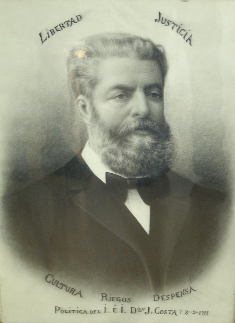 retrato Costa